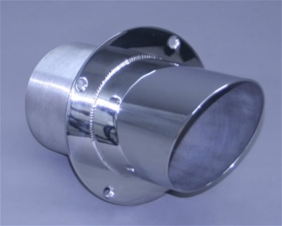 "5"" Stainless Steel Marine Exhaust Tips"