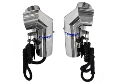 Marine Exhaust Diverters (Silent Choice) | WestCoastOffshore ca