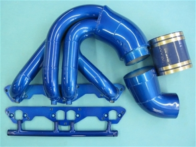 Freshwater Chevrolet Small Block Lightning Headers