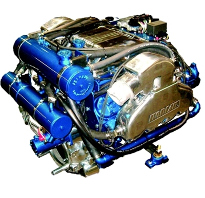 Jet Boat Engines