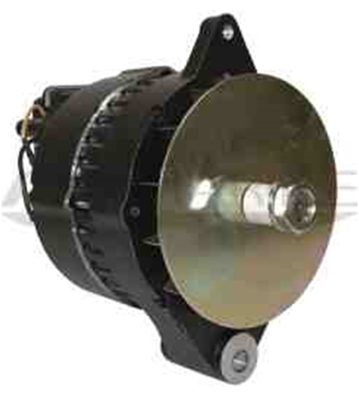 John Deere Diesel Alternators