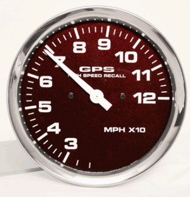 "4 5/8"" Mega and Race Speedometer Kits"