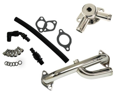 Marine Engine Crossovers, Thermostat Housings & Thermostat Kits