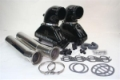 "STAINLESS MARINE BBC Gen. III MANIFOLD KITS with Aluminum Risers and 4 1/2"" Built to Fit  S/S Tailpipes - 01-3230000-00"