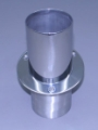 "5"" Exhaust Tip Straight flange / Straight end"