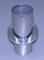"5"" Exhaust Tip Straight flange / Straight end with Internal Stainless Super Flap"