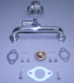 BB B & M 174 Crossover & Stat Housing kit with Bypass Stbd. Entry