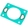 "PowerFlow New Style Riser Gasket ""Oval"" Port (Sold in Pairs) - 11-1004"