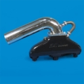 EMI THUNDER MARINE EXHAUST SYSTEM - SMALL BLOCK S/S HIGH PERFORMANCE - EMI-411