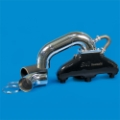 EMI THUNDER MARINE EXHAUST SYSTEM - SMALL BLOCK S/S HIGH PERFORMANCE S PIPE - EMI-451