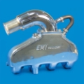 SALE!! EMI THUNDER MARINE EXHAUST SYSTEM - BIG BLOCK CHEV S/S SILENT CHOICE - EMI-512