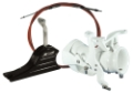 Manually Controlled Place Diverter Kit - Jacuzzi 12WJ - 151-25128