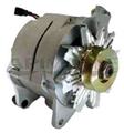 "API Marine YANMAR, PERKINS & MANY SMALL DIESEL AUXILLARY ENGINE.12V 94-AMP ALTERNATOR WITH A 3-1/4"" SADDLE MOUNT - 20025"