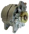 API Marine Alternator 24v 50-Amp Externally Regulated Saddle Mount -  Replacement For Westerbeke, Hitachi And Mitsubishi - 20026-24v