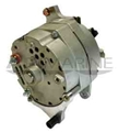 "API Marine YANMAR, PERKINS & MANY SMALL DIESEL AUXILLARY ENGSINE 12V 120-AMP ALTERNATOR WITH A 3-1/4"" SADDLE MOUNT - 20028"