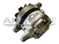 API Marine Alternator 12v 50-Amp Saddle Mount Alternator With V-Groove Pulley Replaces Westerbeke #30594 : 20108
