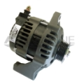 12V 50-AMP SERPENTINE PULLEY ALTERNATOR REPLACEMENT FOR MERCURY # 881248T02 AND OTHERS - 20116-AM