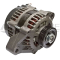 12V 50-AMP 4-GROOVE SERPENTINE PULLEY ALTERNATOR REPLACEMENT FOR MERCURY 2001-2011 ENGINES - 20126