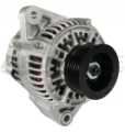 12V 90-AMP SERPENTINE PULLEY ALTERNATOR REPLACEMENT FOR HONDA #31630-ZY3-003 : 20305
