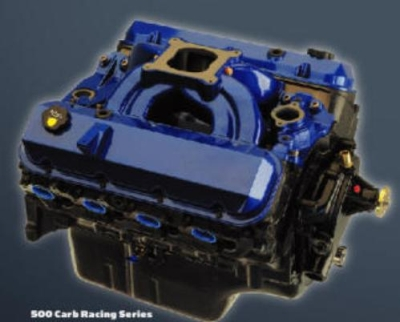 Mercruiser 502CI 500HP Remanufactured Long Block with 1 Year Warranty