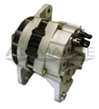 API Marine Alternator 12v 200-Amp Saddle Mount Delco 21-Si Style Replacement For Detroit, Cat, Cummins And Others - 21002