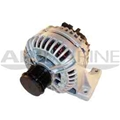 API Marine 12V 140-AMP 6-GROOVE PULLEY ALTERNATOR REPLACEMENT FOR VOLVO PENTAD3-110, D3-130, D3-160 2003-2007 AND OTHERS - 21057