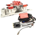 FAST EFI XFI 2.0™ EFI KIT • SMALL BLOCK CHEVY • UP TO 550HP 3012350-05