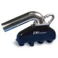 EMI THUNDER MARINE EXHAUST SYSTEM BIG BLOCK CHEV S/S RISER HIGH PERFORMANCE - EMI511