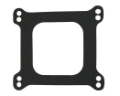 "Carburetors 4150 Base Gasket 1/16"" Thin"
