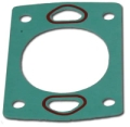 "PowerFlow New Style Riser Gasket ""Oval"" Port (Each)- 11-1004"