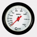 GAFFRIG 3 3/8 MECHANICAL DRY SPEEDOMETER 120 MPH - HEAD ONLY -4508