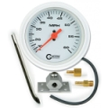 GAFFRIG 3 3/8 MECHANICAL DRY SPEEDOMETER 120 MPH Kit -4528