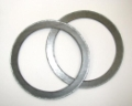CMI COLLECTOR TO TAILPIPE GASKETS (BIG TUBE OR BIG E)
