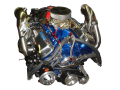 DART Marine Engine 598CI - 750 HP - Carbureted - Complete Drop-In With Warranty