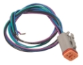 DC GAUGE PIGTAIL HARNESS (Deutch Connector) DCH
