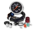 TCI Transmission Temperature Gauges - Black Face 2 1/16""