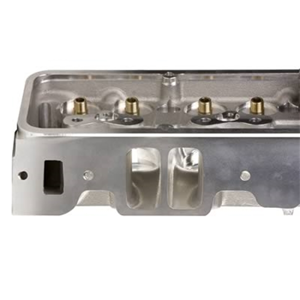 Air Flow Research (AFR) 23° SBC Cylinder Head 210cc Race Ready Heads,  standard exhaust, 75cc chambers, Assembled - 1050
