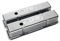 Air Flow Research (AFR) CNC Engraved SBC Tall Valve Covers, Polished Aluminum - 6704