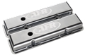 Air Flow Research (AFR) CNC Engraved SBC Standard Valve Covers, Polished Aluminum - 6706