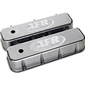 Air Flow Research (AFR) BBC CNC Engraved Valve Covers, Polished Aluminum - 6722