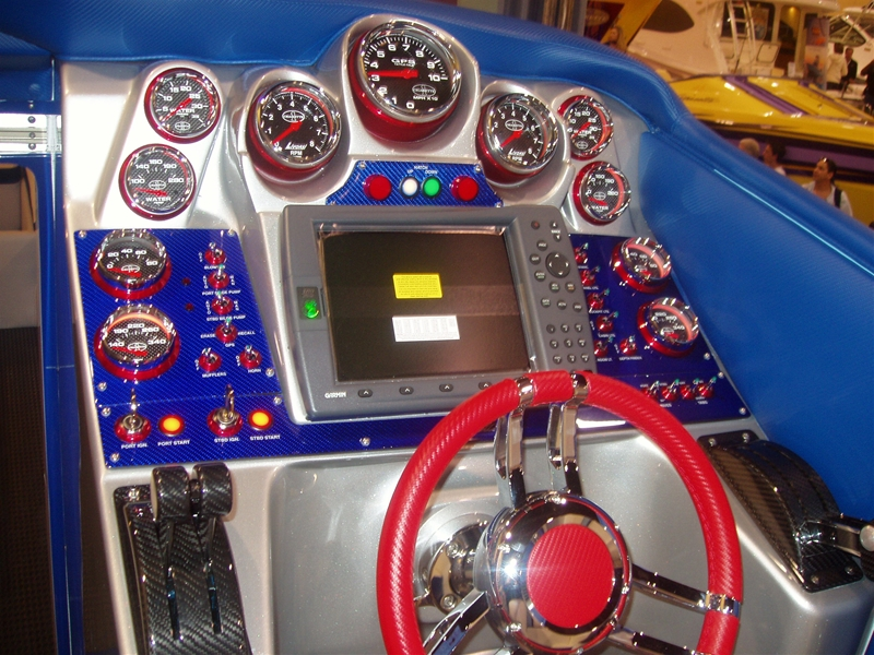 Cigarette Custom Replacement Dashboards | WestCoastOffshore ca