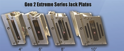 Bob 39 s machine 8 setback extreme gen2 series jackplate 100 for Outboard motor machine shop