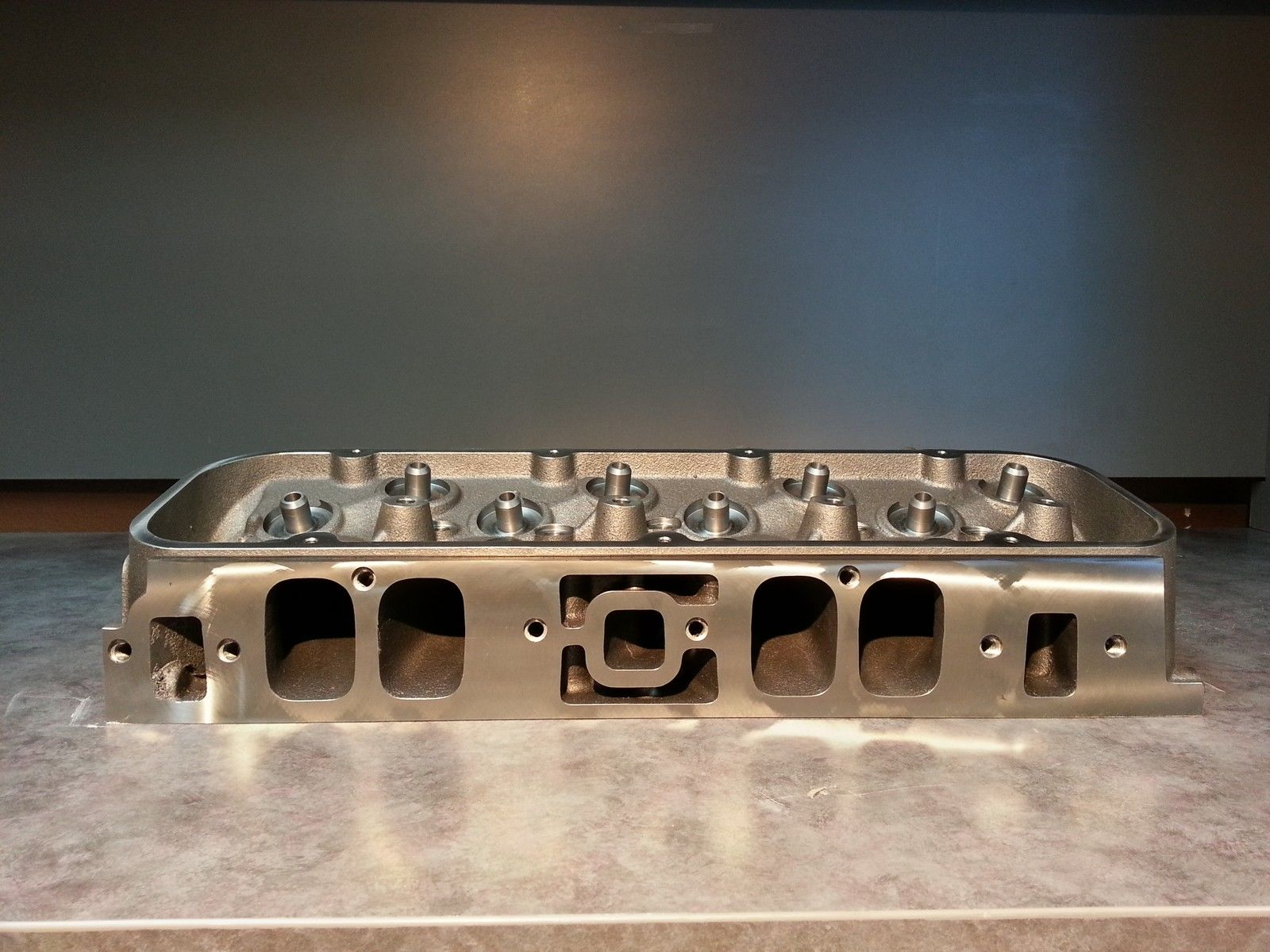 EngineQuest Chevrolet 502 Cylinder Head - Cast Iron - CH502A