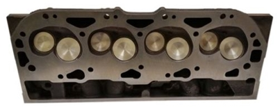 Chevrolet 454 Cylinder Head - Oval Port - 1996-2000 - Assembled - CH454CA