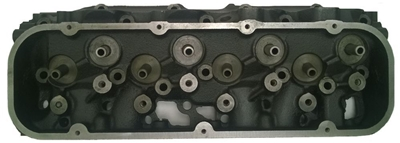 Chevrolet 454 Cylinder Head - Oval Port - 1996-2000 - CH454C