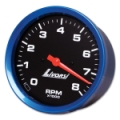 LIVORSI 2 5/8 RACE SERIES TACH 0-8000 RPM
