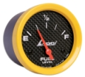 LIVORSI 2 5/8 PLUG IN FUEL LEVEL 240-33 OHMS MEGA RACE GAUGE OVERSIZE