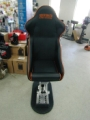 SHOCK MITIGATION HELM SEAT