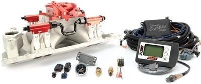 EZ-EFI® Multi Port EFI Kit w/ Fuel System • Ford 351 Windsor - 3035351-05E,  3035351-10E, 3035351-05EP, or 3035351-10EP