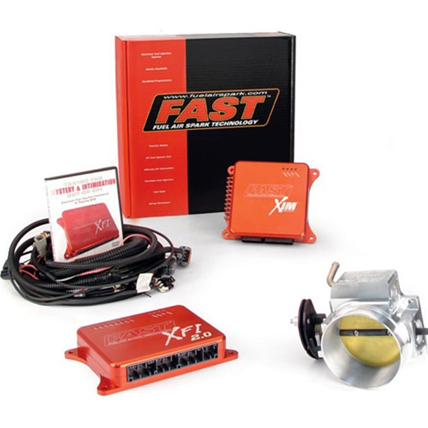F A S T  (Fuel Air Spark Technology) EFI XFI 2 0™ CRATE/TRANSPLANT ENGINE  MANAGEMENT KIT